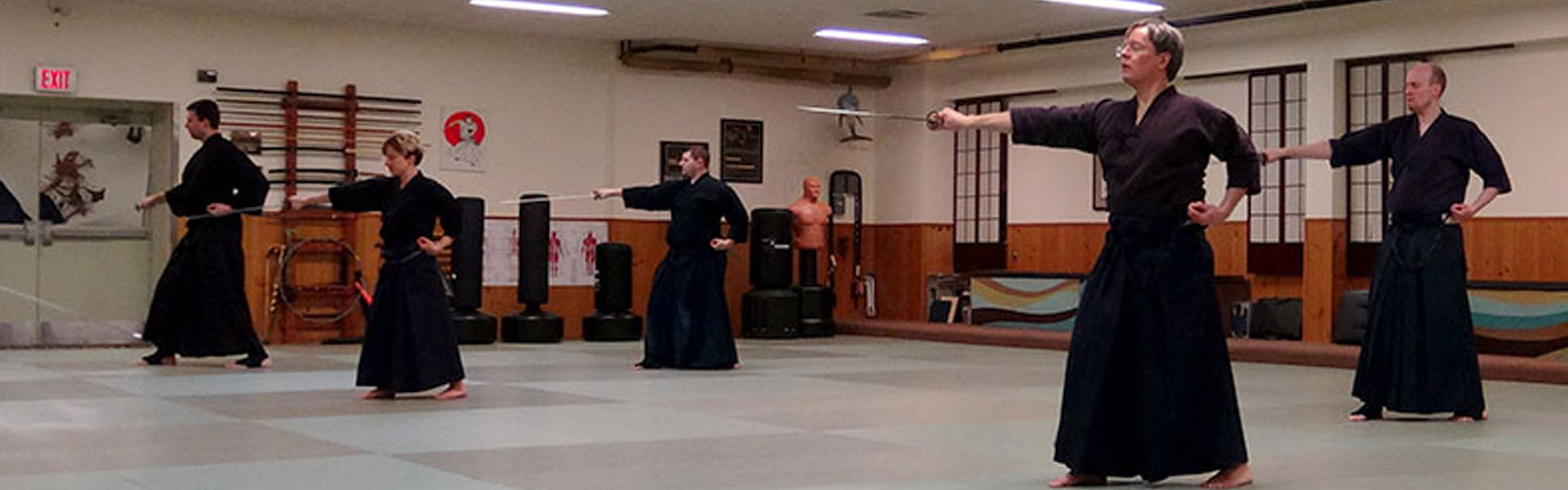River of Life Martial Arts Center - Fort Washington Aiki Jujutsu