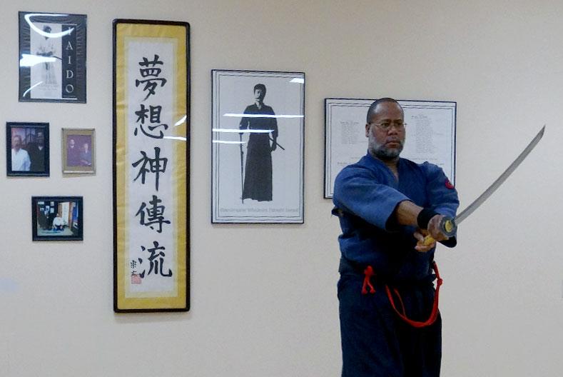 Sword Programs | River of Life | Fort Washington Martial Arts | Fort