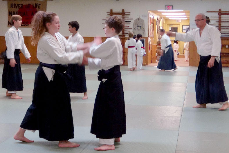 Narberth Childrens Aikido